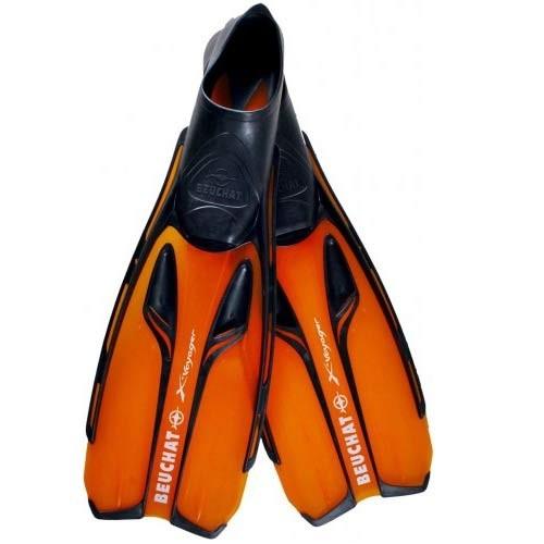 Ласты X - Voyager, Насыщ. Оранжевые