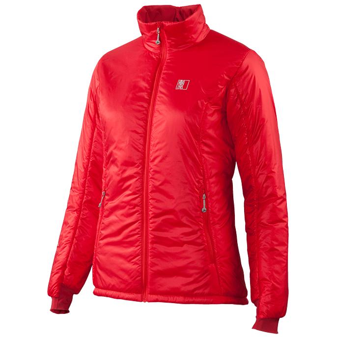 Куртка теплая женская Сивера САЙМА кардинал, 14-737-2-2  - купить со скидкой