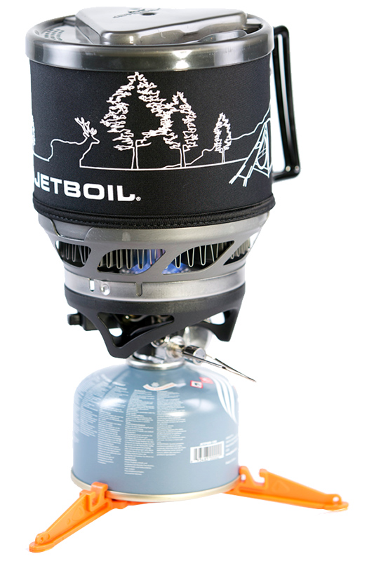 Система Приготовления Пищи Jetboil Minimo Carbon фото