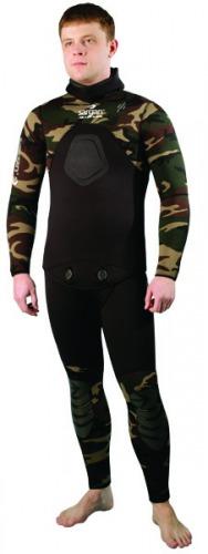 Куртка От Гидрокостюма Для Подводной Охоты Sargan Сенеж  7 Мм