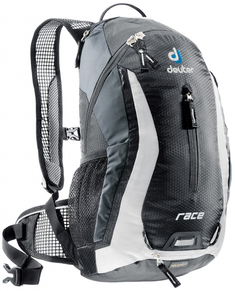 Рюкзак Deuter Race 10 Black/white