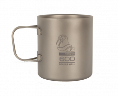 Кружка-термо NZ TI DOUBLE WALL MUG 600ml