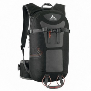 Фото рюкзак vaude snow rider 20 black/anthracite