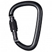 Карабин Petzl WILLIAM SCREW-LOCK black