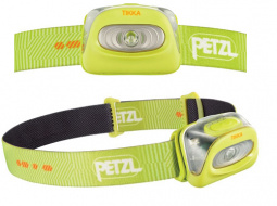 Фонарь Petzl TIKKA  2015 yellow