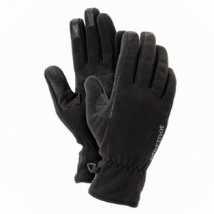 Фото перчатки marmot wm's windstopper glove black