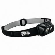 Фонарь Petzl TIKKA PLUS NEW black