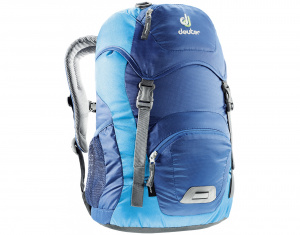 Фото рюкзак deuter junior steel/turquoise
