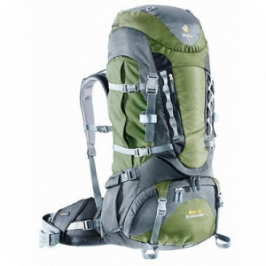 Фото рюкзак deuter aircontact pro 60+15 granite/black