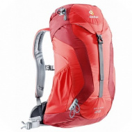Рюкзак Deuter AC LITE 22 fire/cranberry