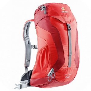 Фото рюкзак deuter ac lite 22 fire/cranberry