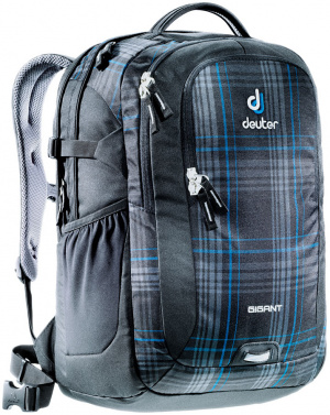 Фото рюкзак deuter gigant 32 blueline/check
