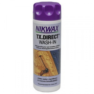 Фото пропитка nikwax tx.direct wash-in 300мл