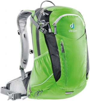 Фото рюкзак deuter cross air 20 exp spring/black