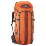 Фото рюкзак vaude versametric ultralight 60+10 anthracite/ orange