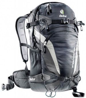 Фото рюкзак deuter freerider 26 black/antthracite