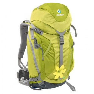 Фото рюкзак deuter act trail 20 sl apple/moss