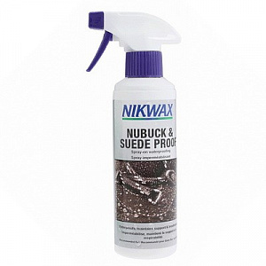 Пропитка Nikwax Nubuck Suede Spray 125мл фото