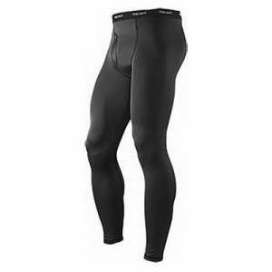 Фото термобелье брюки marmot lightweight bottom cocona man black