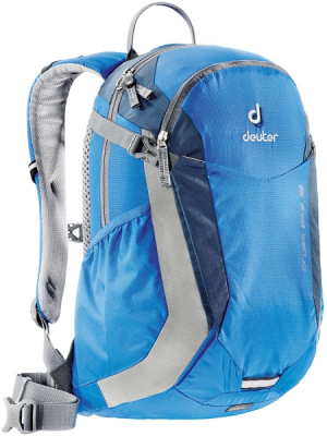 Фото велорюкзак deuter cross bike 18 coolblue/midnight