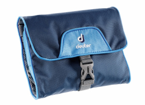 Фото косметичка deuter wash bag i midnight/turquoise