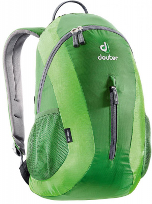 Фото рюкзак deuter city light 16 emerald/spring