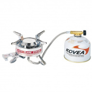 Горелка газовая Kovea TKB-9703-1L CAMP-1 EXPEDITION STOVE
