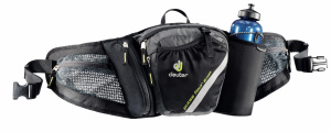Фото сумка поясная deuter pulse four exp anthracite/black