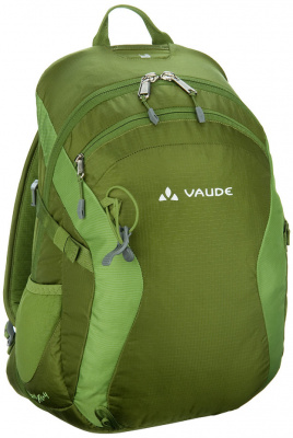 Фото рюкзак vaude wizard 18+4 holly green