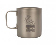 Кружка-термо NZ TI DOUBLE WALL MUG 300ml