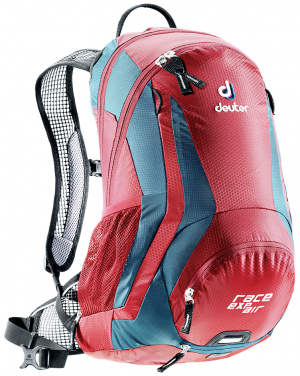 Фото рюкзак deuter race exp air 12+3 cranberry/arctic
