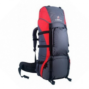 Фото рюкзак deuter patagonia 60+10 fire/granite