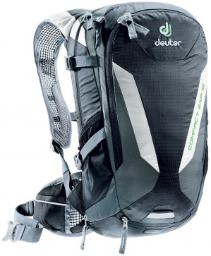 Фото рюкзак deuter compact exp 12 black/granite