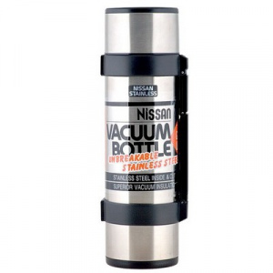 Фото термос thermos ncb-b12 1.2л rocket bottle nissan black