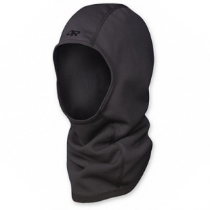 Фото балаклава маска outdoorresearch wind pro balaclava black