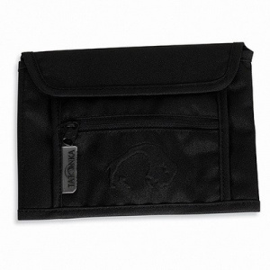 Фото кошелек tatonka travel wallet black