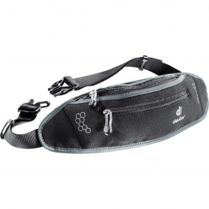 Фото сумка поясная deuter neo belt i black/granite