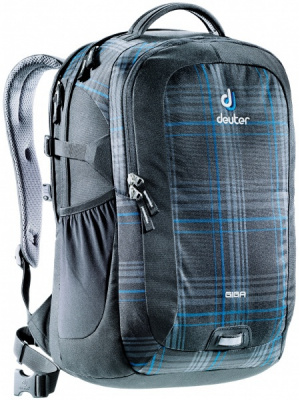 Фото рюкзак deuter giga 28 blueline/check