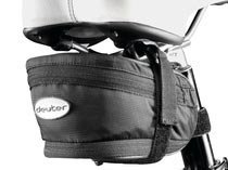 Велосумка Deuter BIKE BAG II black