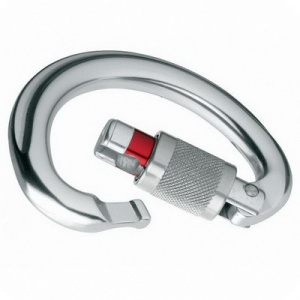 Фото карабин petzl omni screw-lock