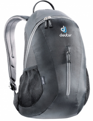 Фото рюкзак deuter city light 16 black
