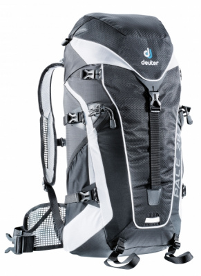Фото рюкзак deuter pace 28 sl black/white