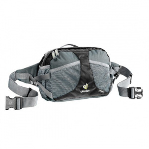 Фото сумка поясная deuter travel belt black/granite