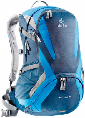 Фото рюкзак deuter futura 28 midnight/coolblue