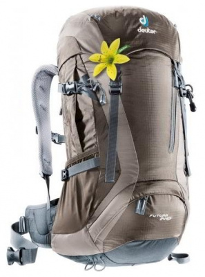 Фото рюкзак deuter futura 24 sl coffee/stone