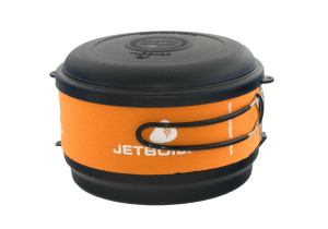 Фото кастрюля jetboil fluxring cooking pot 1.5л