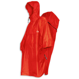 Фото плащ tatonka poncho 2 red