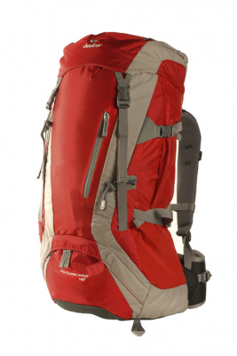 Фото рюкзак deuter futura pro 42 fire/granite