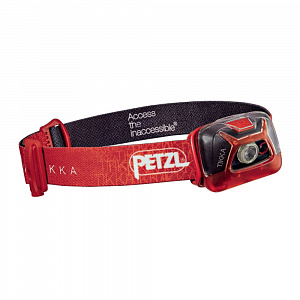 Фонарь Petzl TIKKA  red фото