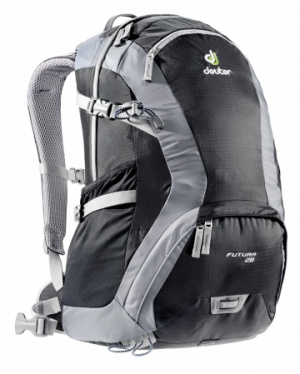 Фото рюкзак deuter futura 22 black/titan